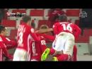 2015 - 2-й гол Дениса Глушакова в ворота Краснодара (3:2)