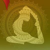 """Логотип ЧУ ДО """"Традиция"""": образование в сфере йоги и ТСО"""