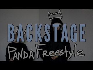 BACKSTAGE: OBLADAET w/ STED.D -PANDA FREESTYLE (PARODY SOCKS PICTURES)