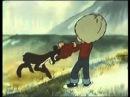 Azeri cizgi filmi Balaca choban 1985