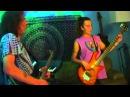 Ozric Tentacles Sunjam At recording studio