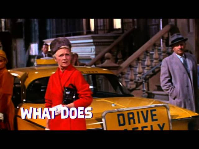 Чокнутый профессор The Nutty Professor 1963 трейлер ENG
