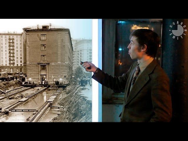 История передвижки домов и памятников в Москве
