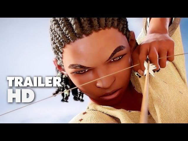 Bilal Official Film Trailer 2016 Adewale Akinnuoye Agbaje Animation Adventure Movie HD