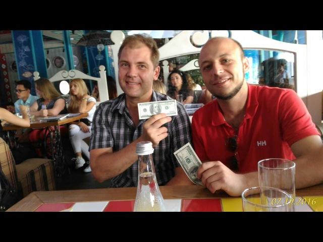 Rastanov MR участник бизнес завтрака 19 июля 2016 года Пальто Новороссийск