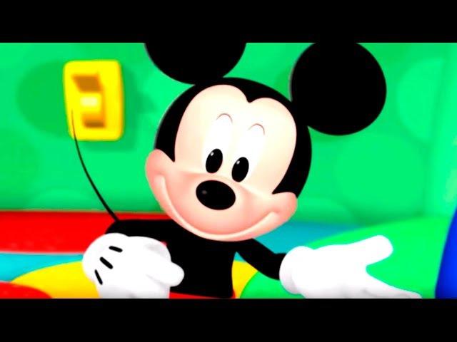 Сборник Однажды в Клубе Микки Мауса Сборник 2 мультфильм Disney