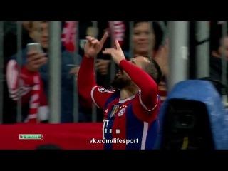 Бавария 2:0 Рома | Лига Чемпионов 2014/15 | Групповой этап | 4-й тур