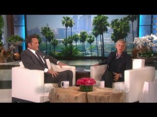 The Ellen Show Full Episode Season 12   Vince Vaughn, Megan Boone
