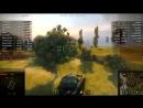 Ворлд оф танкс (World of Tanks) - AMX 12t Геймплей. Танки онлайн. Моды. Модпак 0.9.6 Djhkl ja nfyrc (World of Tanks) - AMX 12t U