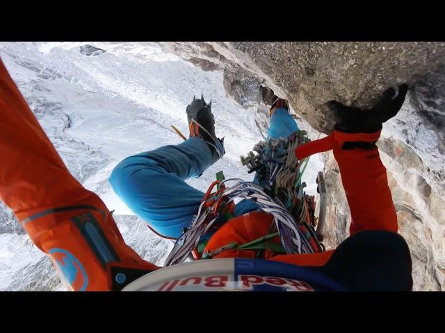 High Altitude Climbing on Lunag Ri David Lama | POV Highlights
