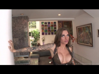 Juelz Ventura -  - Andy San Dimas, Chastity Lynn, Juelz Ventura, Tiffany Doll - Orgy Masters Interracial Anal And