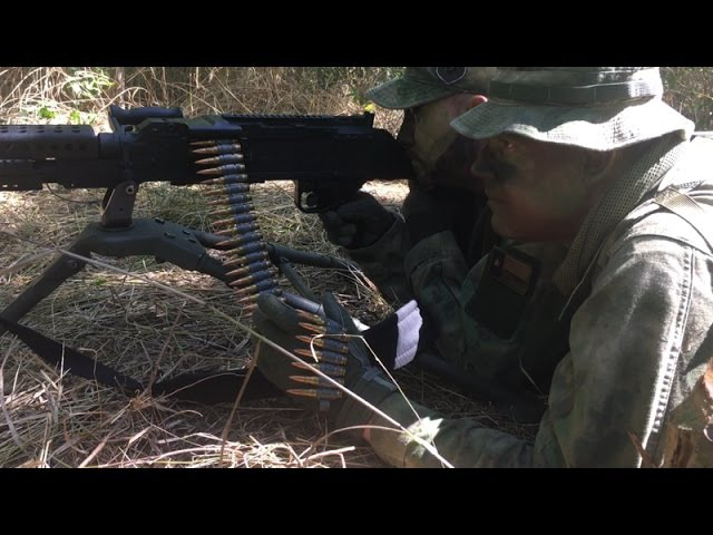 INFANTRYMAN'S GUIDE Basic considerations for the defense