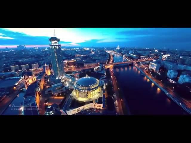 Танцевальный оркестр и хор Берлинского радио Москва при лунном свете
