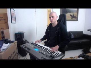Когда ты   классический пианист, но слушаешь хип хоп (Piano vs Hip-Hop)
