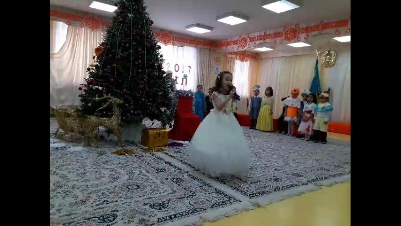 Тілеп Айару 5 жас