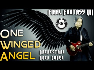 Final Fantasy VII - One Winged Angel (Symphonic Rock Cover)   Materia Album    String Player Gamer
