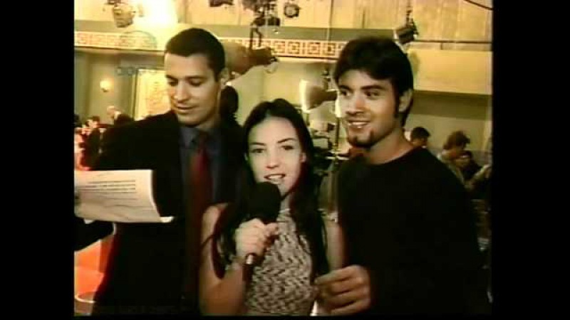 Jonathan Montenegro, Chantal Baudaux. Atrevete A Soñar. 2000.