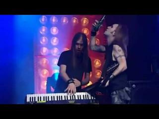 Children Of Bodom - Alexi Laiho Vs Janne Warman Live HD