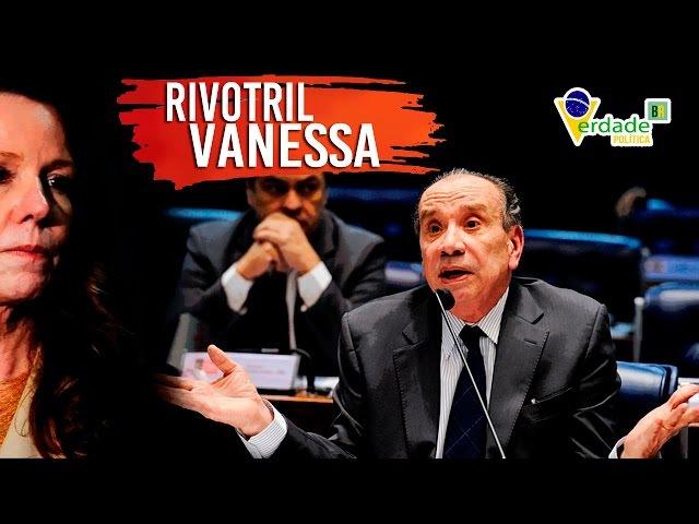 Vanessa ENLOUQUECE e deixa Aloysio indignado
