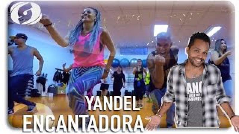 Yandel - Encantadora - Salsation® choreography by Navanita Khadro