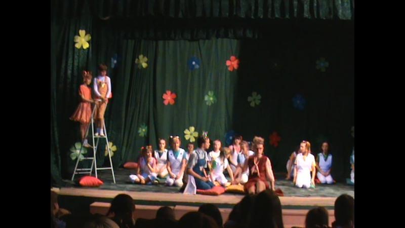 Все мальчишки дураки спектакль по пьесе К Драгунской 2006 г