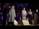 Sainte Nuit--fin de spectacle 'Les Mages '