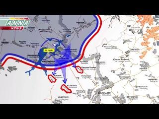 Оперативная сводка по обстрелам территории ЛНР за сутки с 12 на 13 марта 2017 года