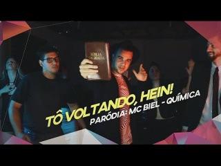 TO VOLTANDO, HEIN! | Paródia Química - MC Biel