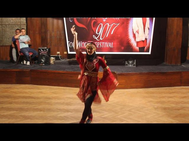 Анна Чепец Anna Chepets Non Egyptian Folklore Solo CD Ahlan Wa Sahlan July 2017