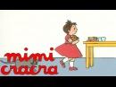 Mimi Cracra fabrique des crêpes Французский язык для детей