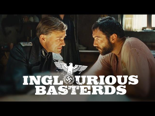 Inglourious Basterds The Elements of Suspense