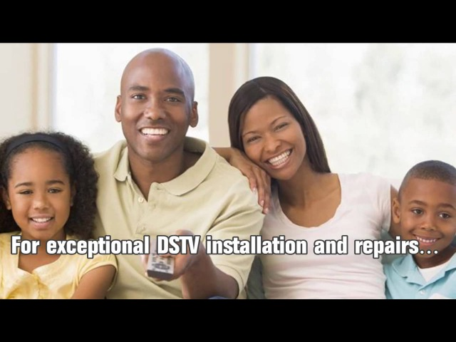 DSTV installation services in Cape Town