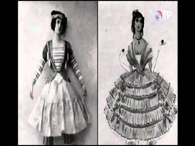 Весна священная история создания балета И Стравинского В Нижинского Весна священная