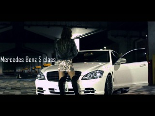 Slanted Media  Kerbou's Mercedes-Benz S-Class W221 with Tomomi