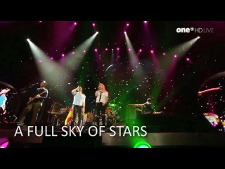 Shakira y Coldplay A Sky Full of Stars HD | Global Citizen Hamburgo Alemania