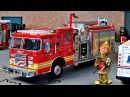 Мультики для детей Пожарная Машинка и Гоночные Машины в Видео для Детей Мультфильмы про машинки