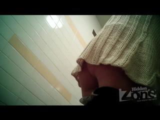 сперма в пизде (toilete creampie,cкрытая камера в туалете,подсмотр,hz,wc,hidden zone,spy cam,hidden cam,voyeur))