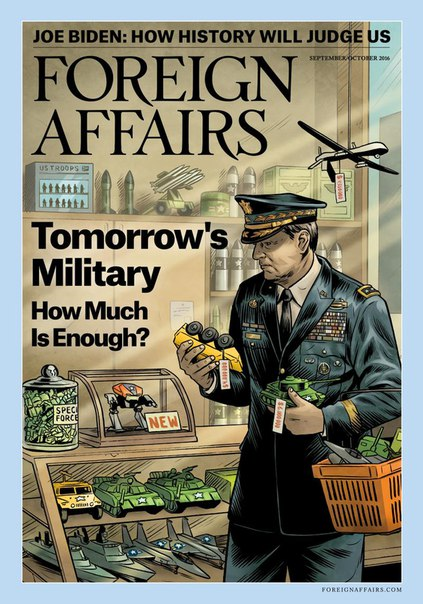 Foreign Affairs  September - October 2016