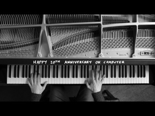 Radiohead –Paranoid Android (Piano Cover by Josh Cohen)