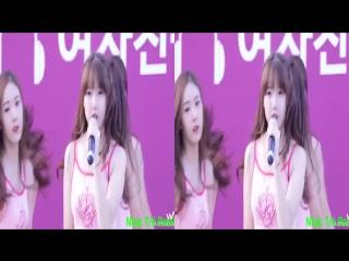 #vrvideos vr video cardboard maxim korea girl dancing so hot - 3d side by side