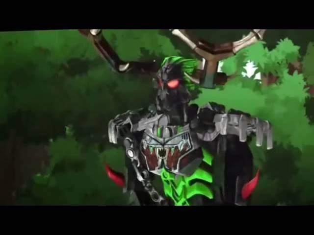 The Vengeful One Bionicle Umarak The Hunter