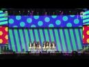 I.О.I - Аwаrd Hоld Uр Vеry Vеry Vеry Drеаm Girls (JTBС Gоldеn Disk Аwаrds 2017.01.14)