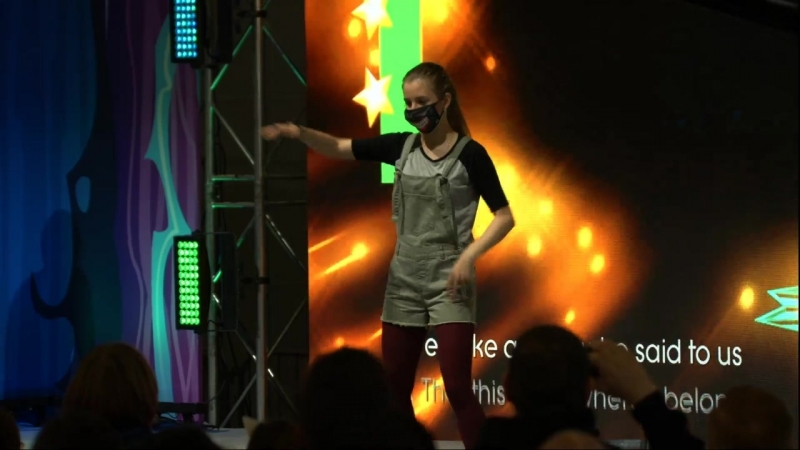 Just Dance2 igromir 2017 Nastia