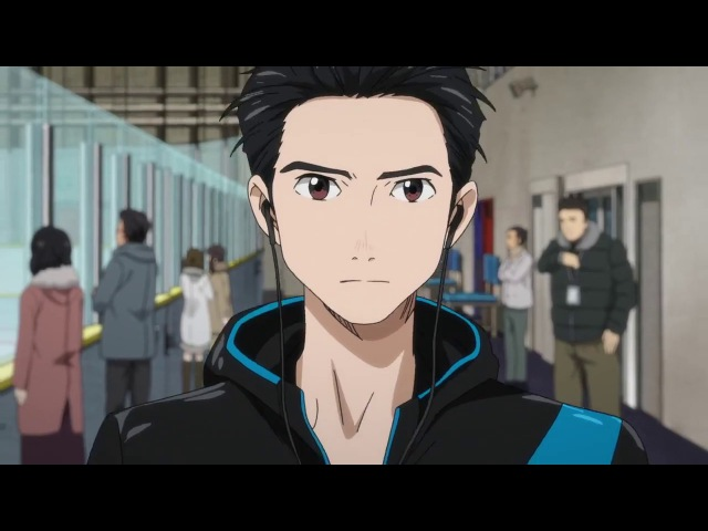Yuri On Ice AMV Yuuri's Got Stamina
