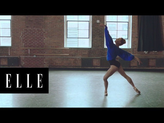 Ballet Dancer Sara Mearns | The Movement | ELLE