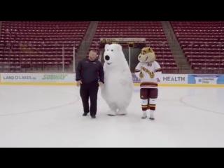 Самая смешная хоккейная реклама в мире