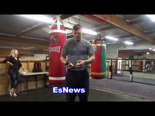 Boxing Champ Usyk Got Skills For Days More Than Just Fighting EsNews Boxing