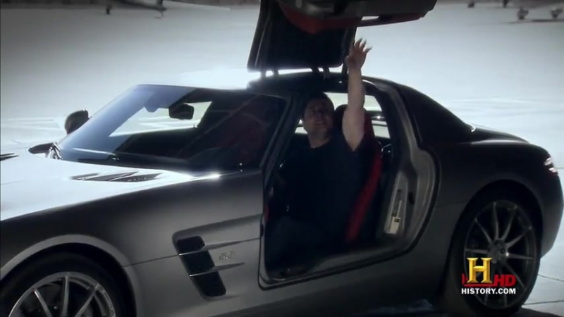Top Gear Топ Гир Америка 1 сезон 4 серия