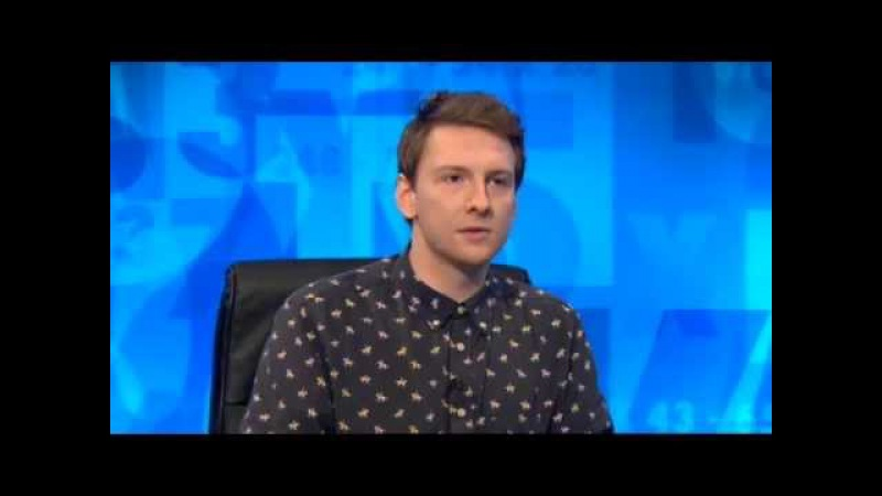 Joe Lycett on 8 Out of 10 Cats Does Countdown Letter 2
