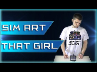 SIM ART - That Girl (Trap Drum Pads Guru)